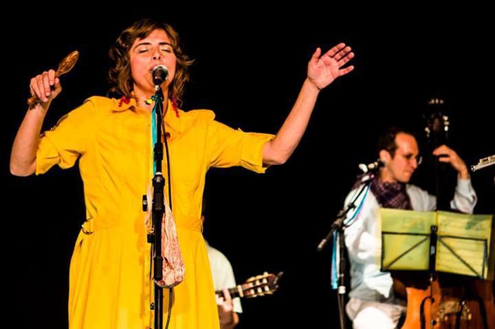 Flávia Muniz de Corpo, Alma, Música e Silêncio