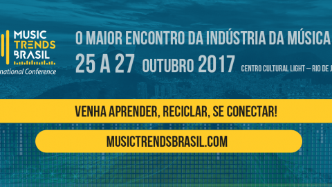 Music Trends Brasil 2017 – Blockchain no Mercado da Música