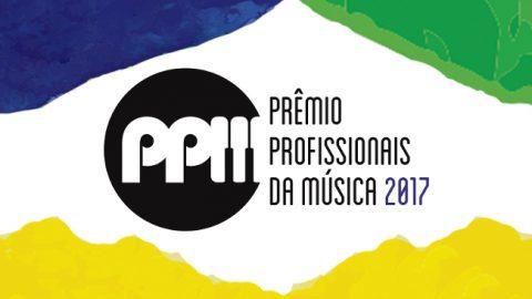 Prêmio Profissionais da Música 2017, a parceria se renova