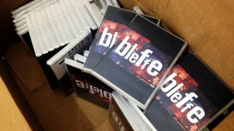 Lançamento: DVD Bleffe ao Vivo