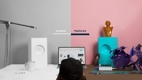 Masterização de Áudio Online